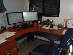 On site office